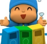Pocoyo: The Recycling Game