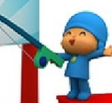 Pocoyo: Pato's Fishing Game