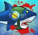 Gun Shark Terror of Deep Water