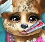 Barbie: Puppy Rescue Vet