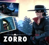 Zorro: The Chronicles Puzzle Game