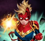 Captain Marvel: Galactic Fight