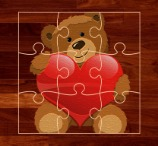 Cartoon Bear Puzzle
