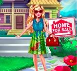 Barbie Real Estate Agent