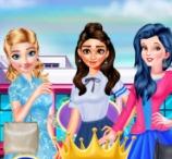 Princesses Student Dressup Fashion