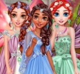 Princesses Visiting Fairyland