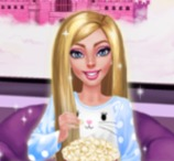 Barbie Movie Night