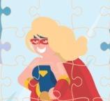 Superwomen Jigsaw