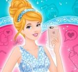 Cinderela Selfie Lover