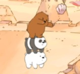 We Bare Bears: Sandcastle Battle