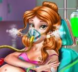 Beauty Mommy Accident ER