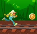 Subway Runner 2D