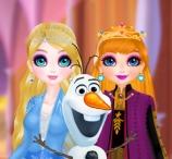 Elsa - Dawn of Frost Magic