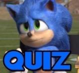 Jogos de Quiz do Sonic