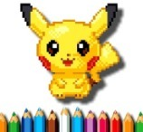 BTS Pokémon Coloring Book