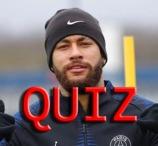 Quiz de Futebol: Sabe tudo sobre o Neymar?