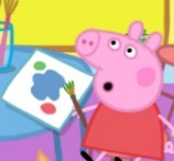 Peppa Pig's Paintbox