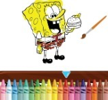Spongebob Coloring