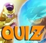 Quiz Dragon Ball Super: Goku ou Freeza?