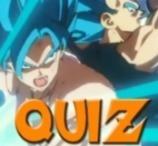Quiz Dragon Ball Super: Você é o Goku ou o Vegeta?