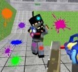 Pixel Paintball Ruins Fun