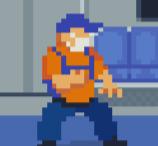 Subway Fighter