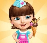 Sweet Baby Girl Summer Fun