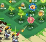 Flower Defense: Zombie Siege
