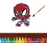 Avengers Coloring
