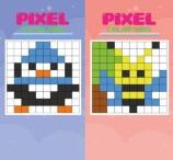 Pixel Color Kids