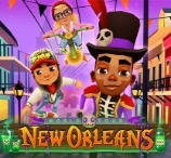 Subway Surfers: New Orleans