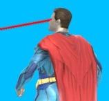 Superman vs Missiles