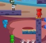 Fireboy Watergirl in Zombies World