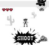 Shoot or Die: Western Duel
