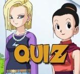 Quiz Dragon Ball Super: Quem Seria Sua Namorada?