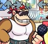 FNF vs Funky Kong Online