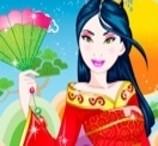 A Beleza da Princesa Mulan
