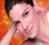 A Maquiagem de Sandra Bullock