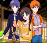 A Turma do Fruits Basket