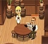 Administre o Saloon