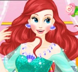 Ariel's Wedding Hairstyles