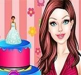 Barbie Decora Bolo
