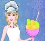 Barbie Prepara Sorvete de Limão