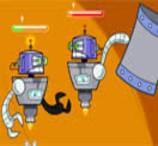 Battle of Futurebots