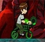 Ben 10 BMX Stunt
