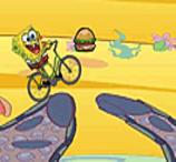 Bob Esponja - Ride Bike