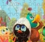 Calimero and Friends Jigsaw Puzzle