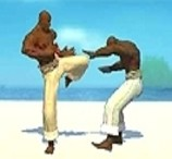 Capoeira Fighter 1
