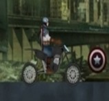 Captain America: Motorcycle Rush