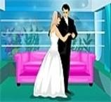 Casamento no Fundo do Mar